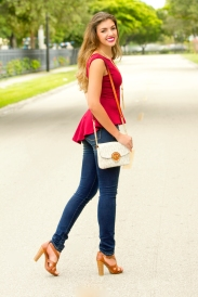 For details of this look go to https://lookchicblog.com/2015/10/11/peplum-shirt/