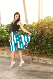 For details of this look go to https://lookchicblog.com/2016/01/10/pleated-skirt/